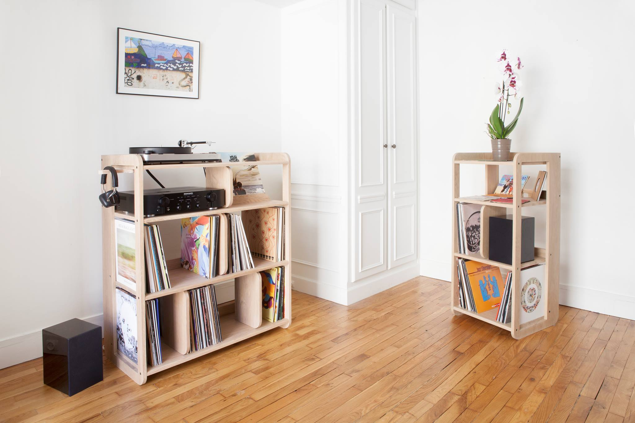 Comment ranger ses disques vinyles wax buyers club - Collection de vinyle ...