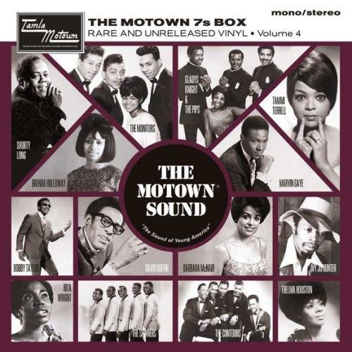 The Motown 7's Vinyl Box