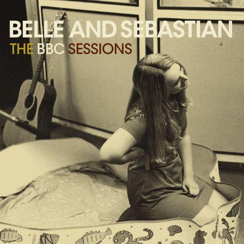 Pochette vinyle bbc sessions