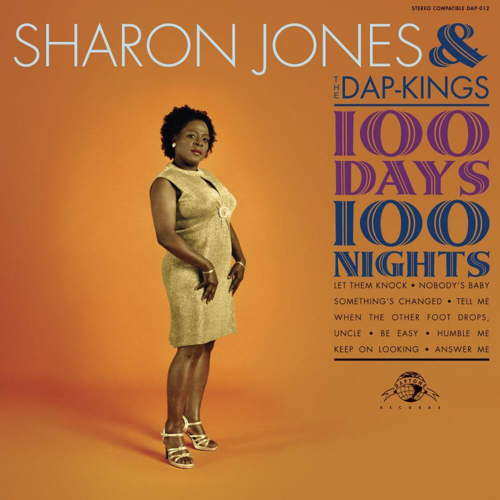 sharon jones 100 days