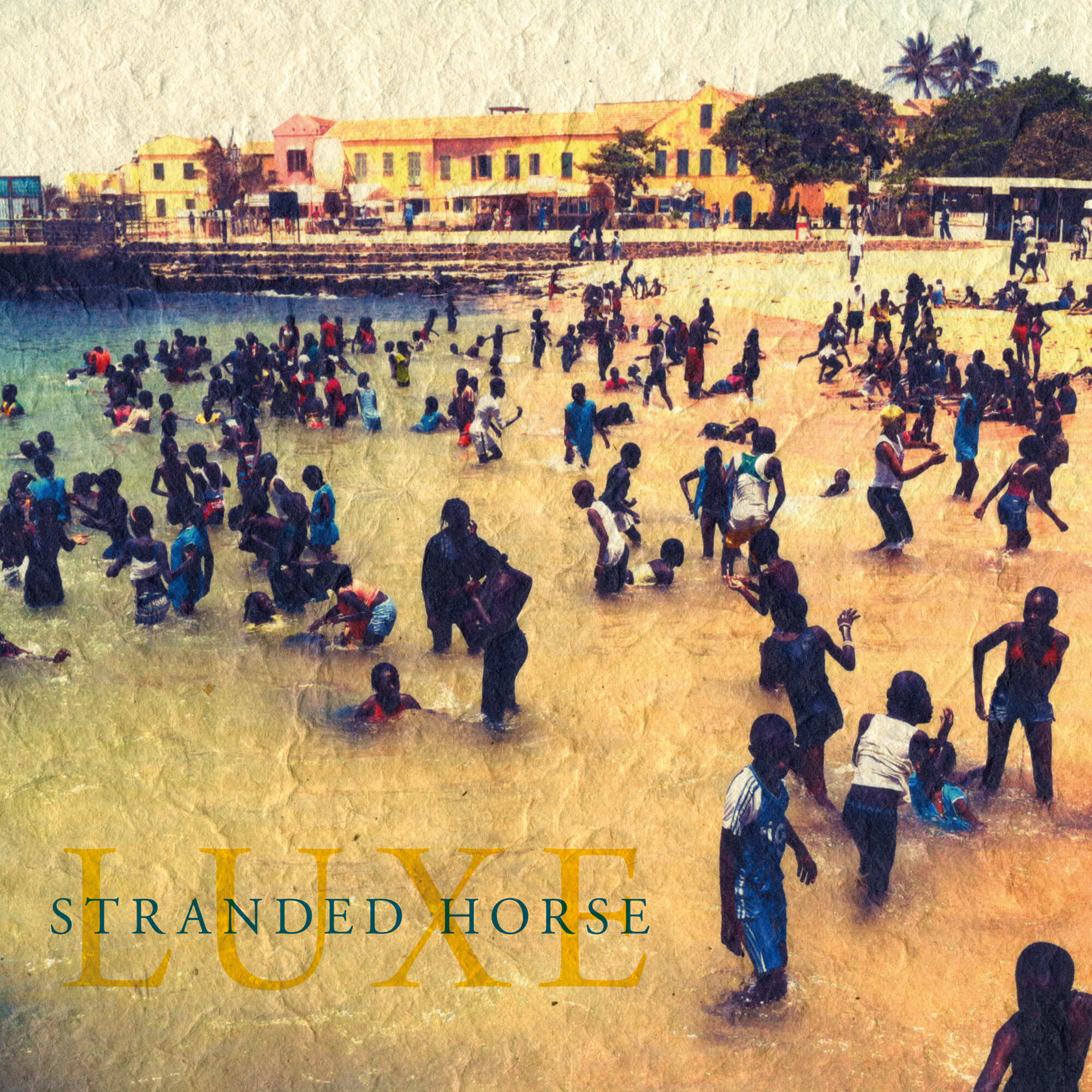 TAL085 – STRANDED HORSE – Luxe