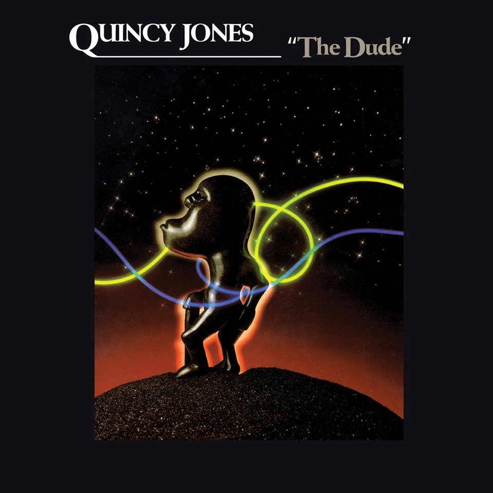 Quincy jones DISQUAIRE DAY 2016