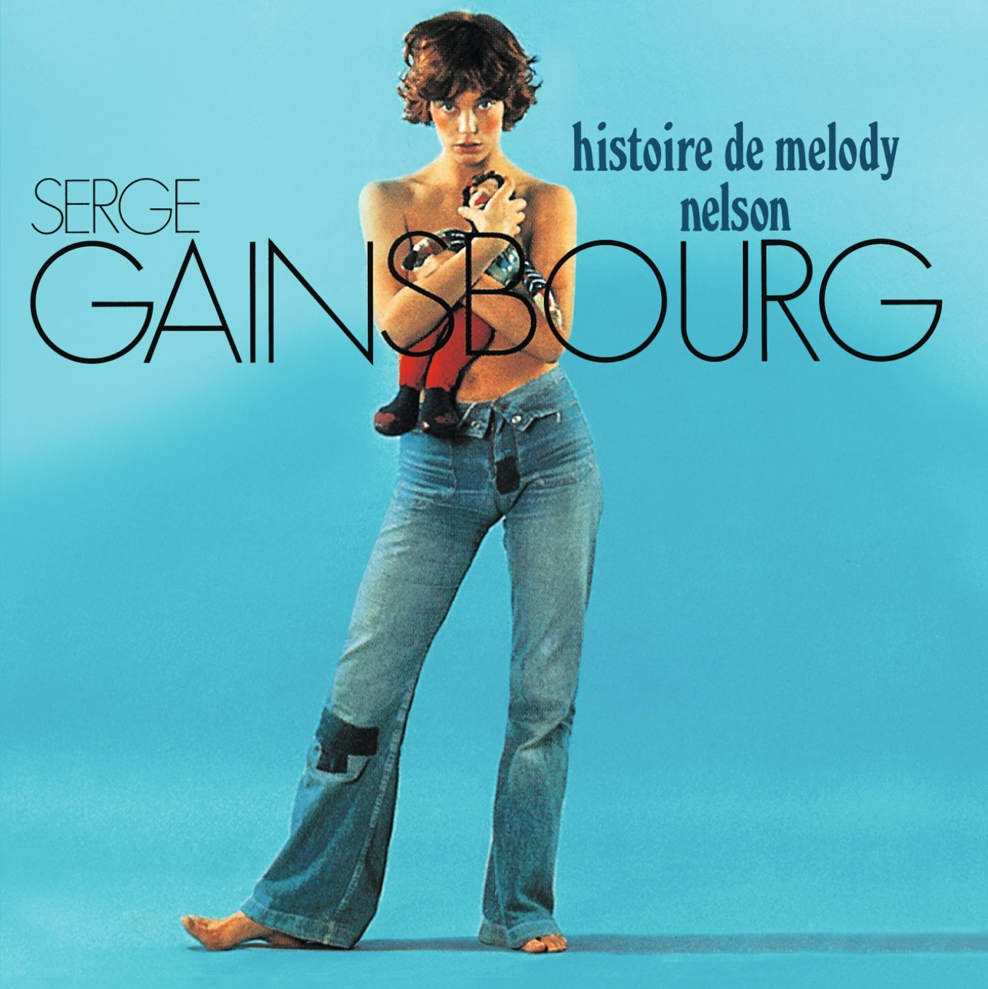 gainsbourg melody nelson vinyle