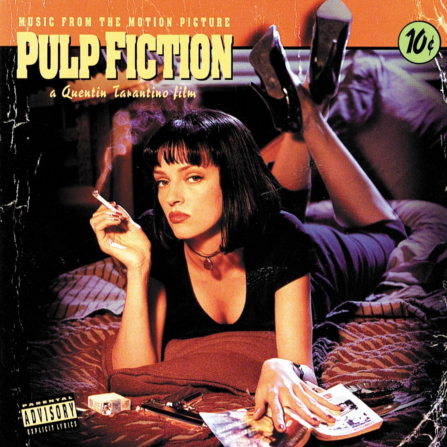 pulp fiction vinyle