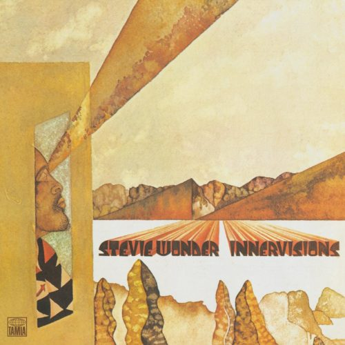 stevie wonder innervisions vinyle