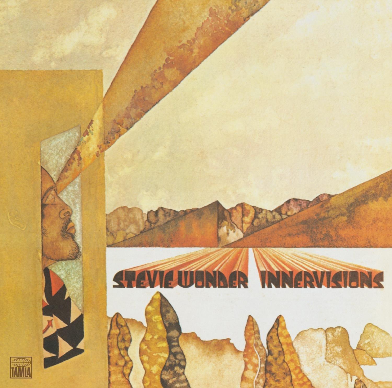 stevie wonder innervisions vinyle
