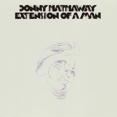 Donny Hataway Extension of a man