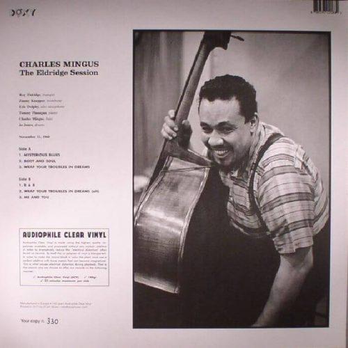 Charles Mingus eldrige session 2