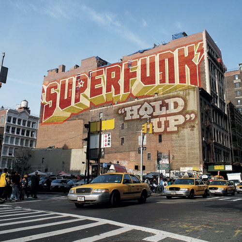 SuperFunk Hold UP