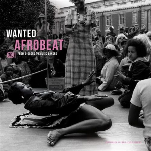 wanted-afrobeat-Vinyle