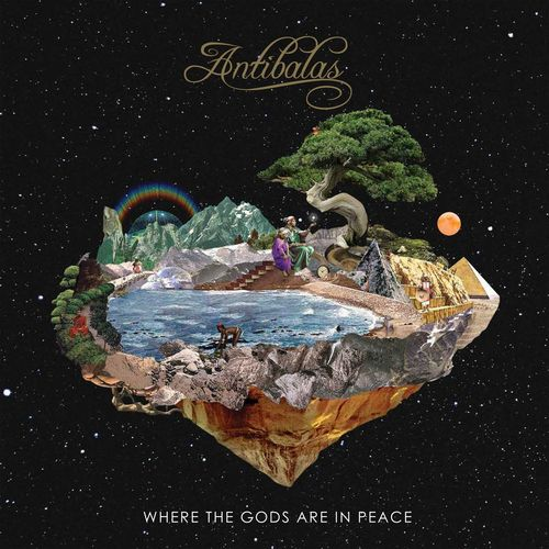 Antibalas Where the god are in peade
