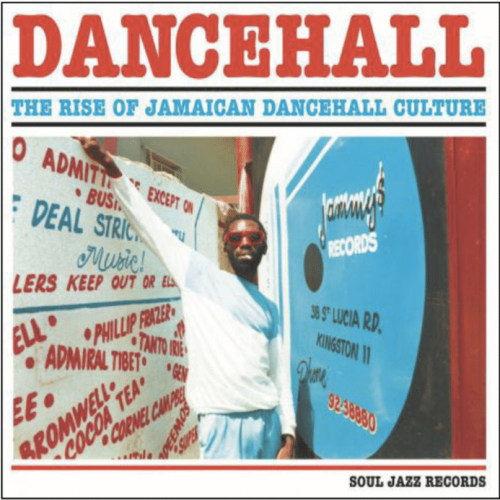 rise of Jamaican dancehall culture