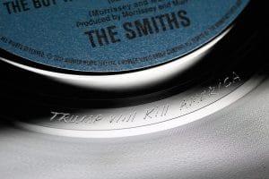 Gravure vinyle