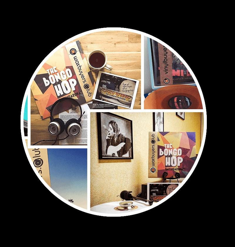 Les vinyles du mois du Wax Buyers Club
