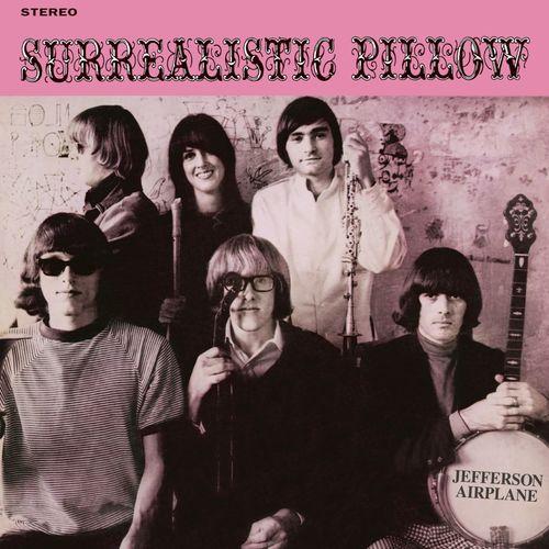 Jefferson Airplane Surrealistic Pillow