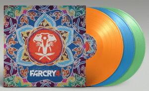 FAR CRY 4 Vinyle