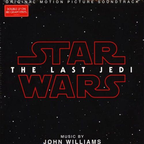 Star Wars Vinyle Le dernier jedi