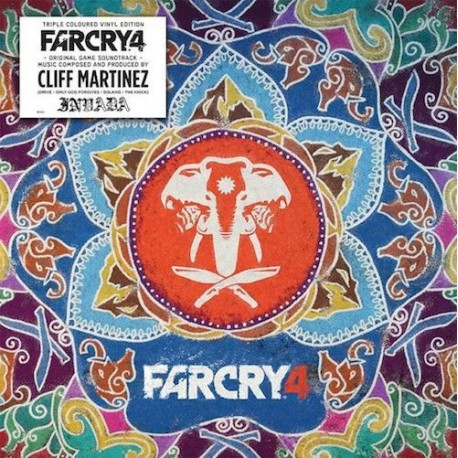 Cliff Martinez Far Cry