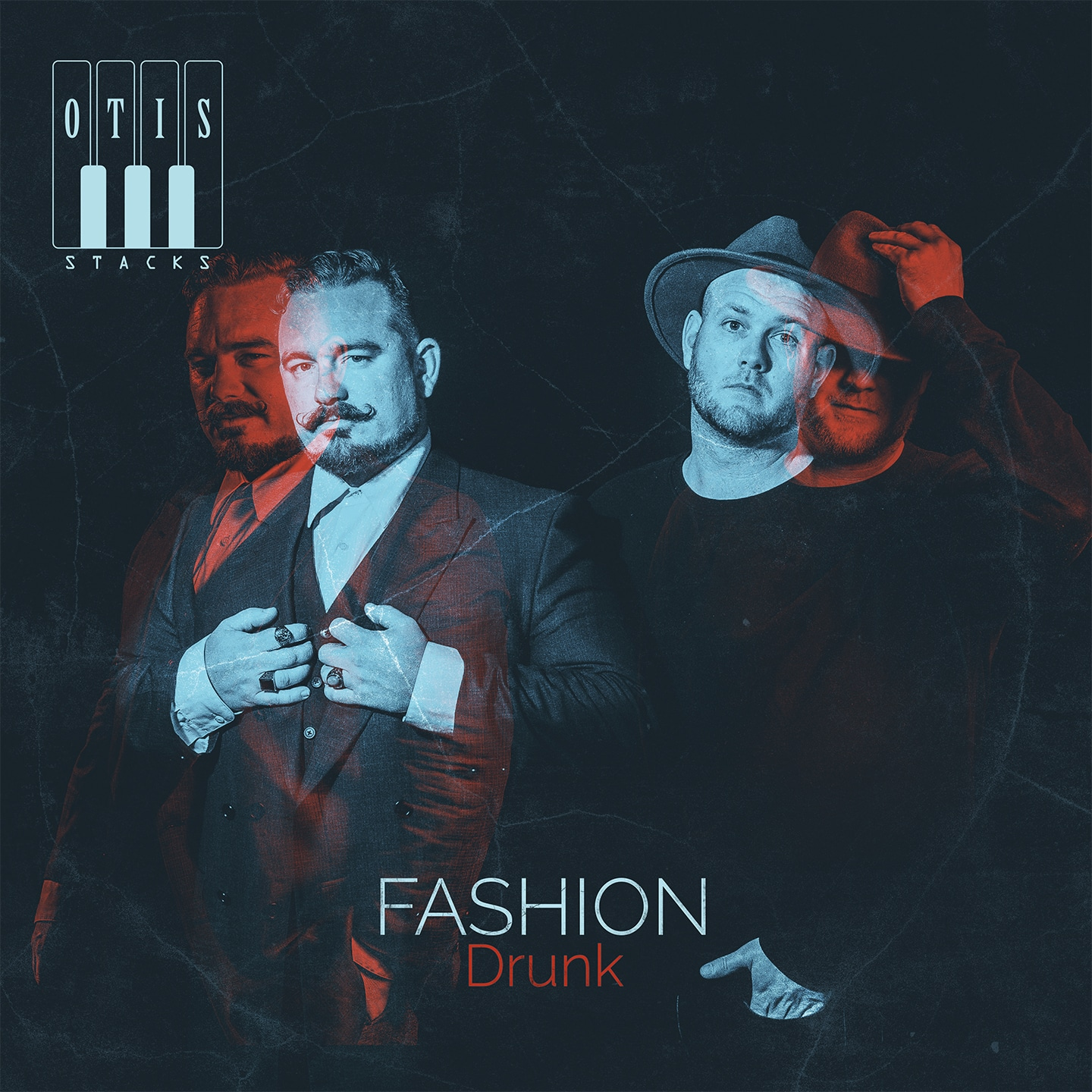 Pochette vinyle Fashion Drunk Otis Stacks