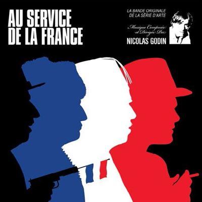 Nicolas Godin Au service de la France