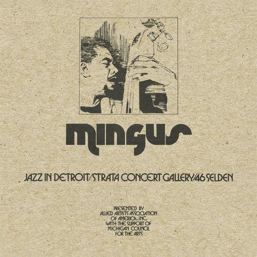 Charles Mingus Jazz in Detroit:Strata Concert Gallery