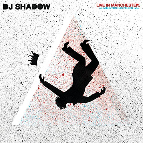 DJ Shadow Live in manchester the moutain has fallen tour