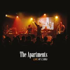 The Apartments live at l'ubu