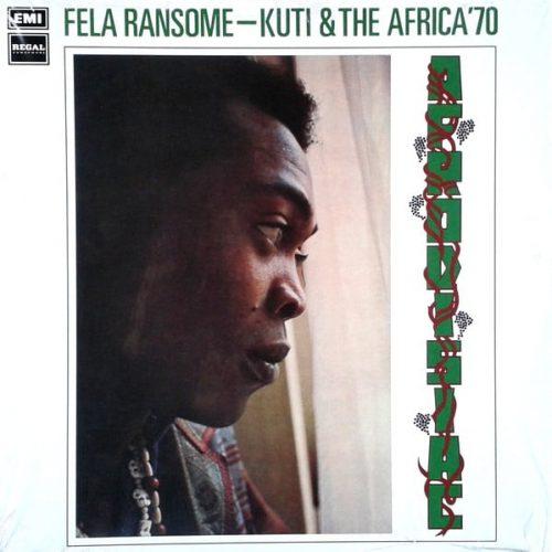 Afrodisiac Fela Kuti
