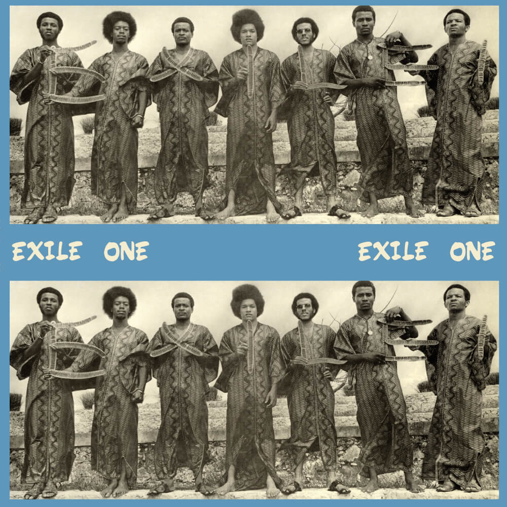 Exile One Wax Buyers Club Front Cover