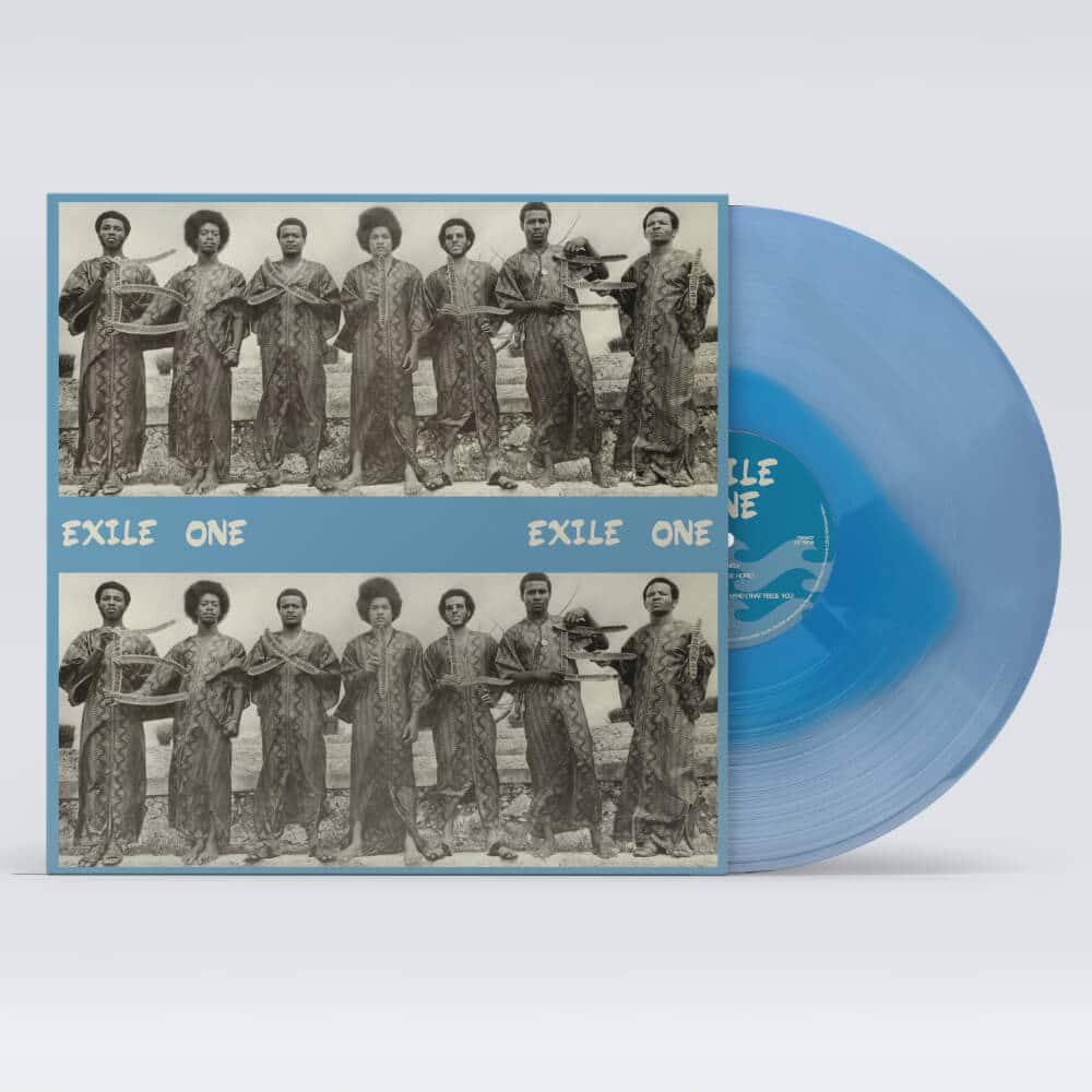 Exile One - Wax Buyers Club Mock-Up Square