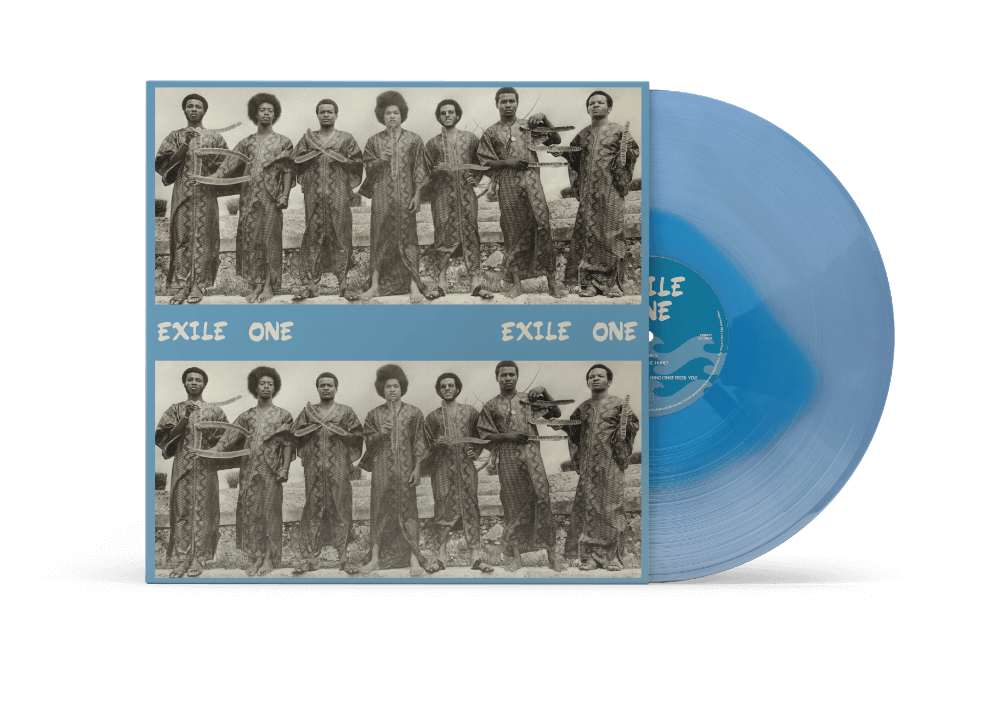 Exile One - Wax Buyers Club Mock-Up