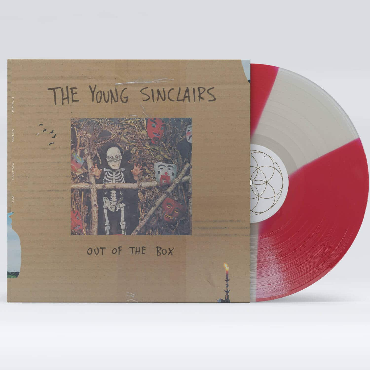 The Young Sinclairs - Wax Buyers Club - Mockup - Square