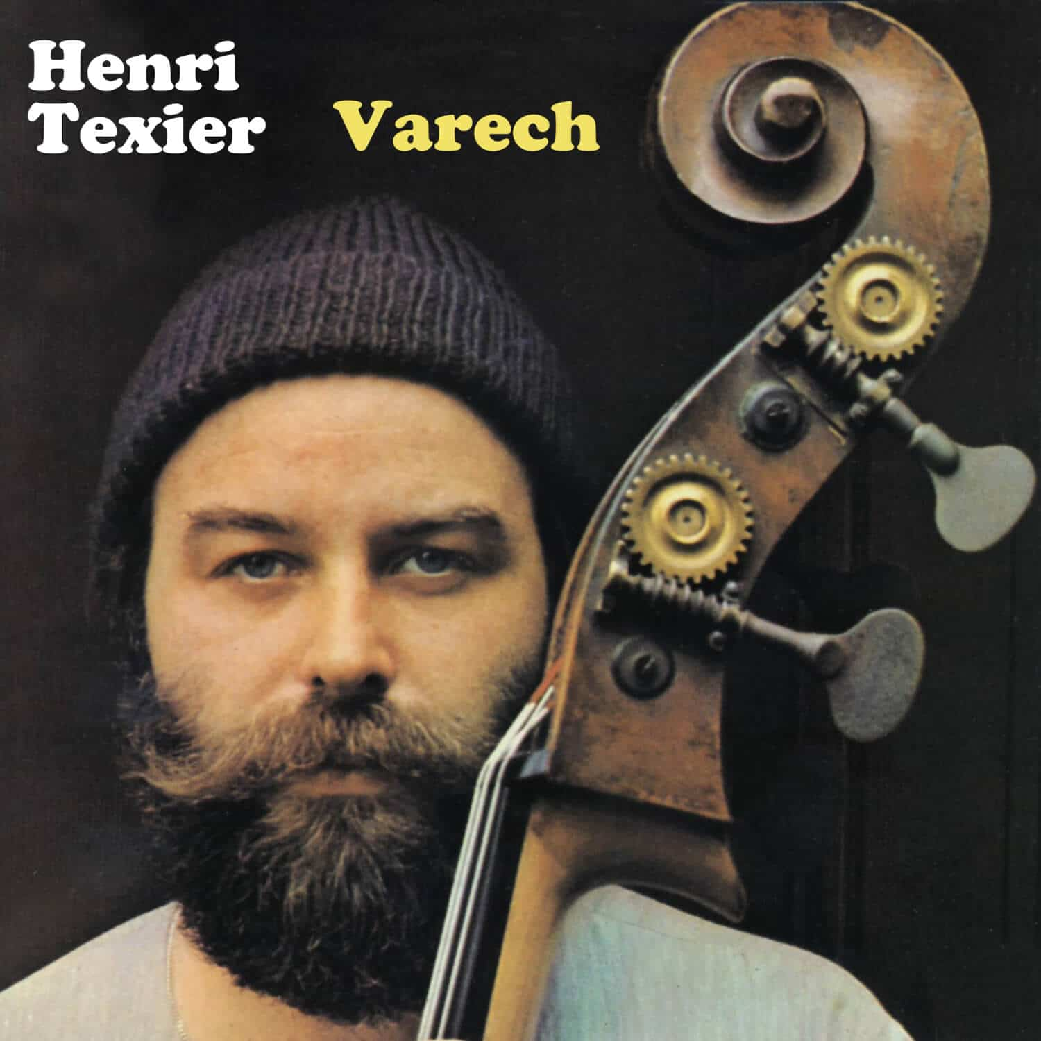 Front Cover Henri Texier