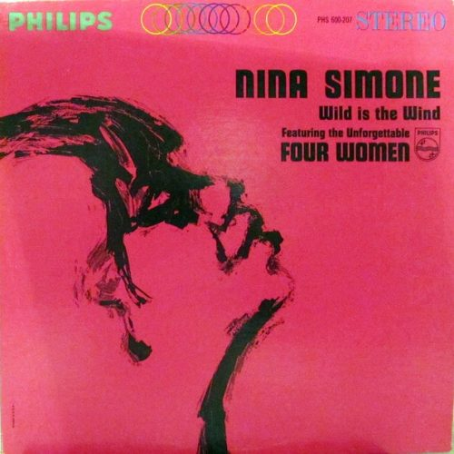 Nina Simone WIld is the wind