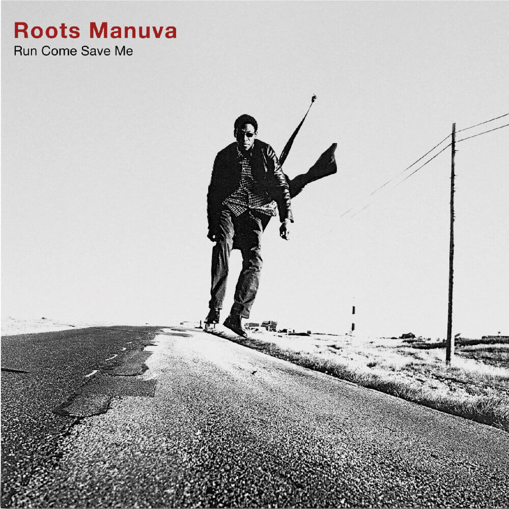Roots Manuva Front cover Wax Buyers Club
