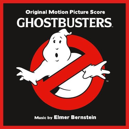 Ghostbusters Elmer Berstein