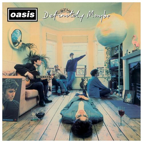 Oasis Definitly maybe