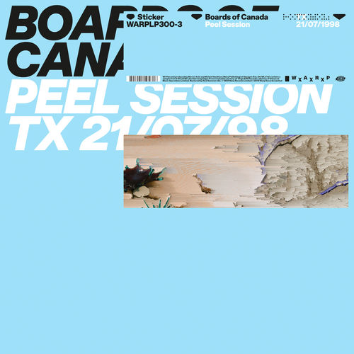 Boards of canada peel session Infinty