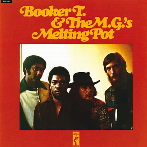 Booker T. & The Mg's - Melting Pot