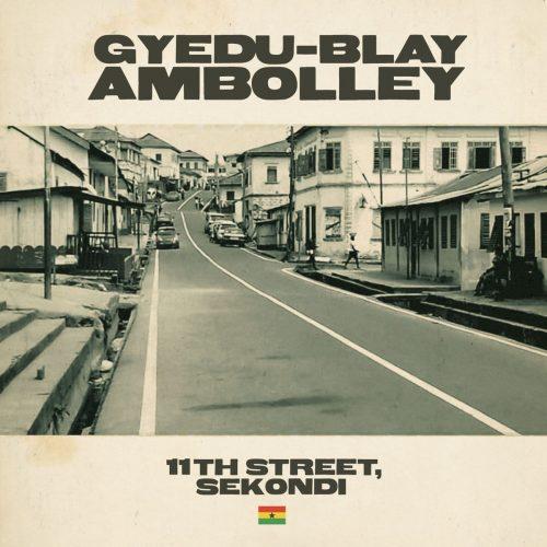 GYEDU-BLAY AMBOLLEY 11th Street, Sekondi