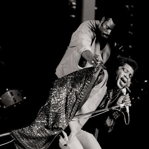 James Brown - Live at Home with His Bad Self