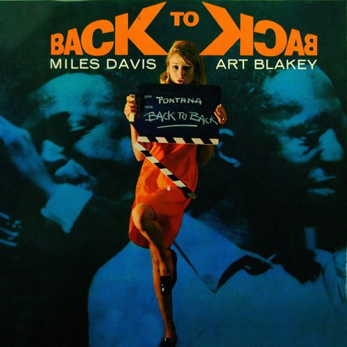 Miles Davis Art Blakey Back to Back