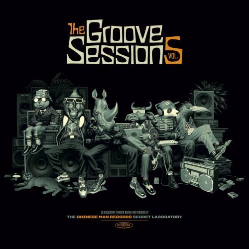Groove sessions volume 5 - Chinese man records