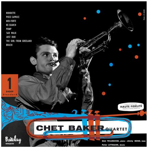 Chet Baker Quartet - Barclay 84009 - Sam Records.jpg