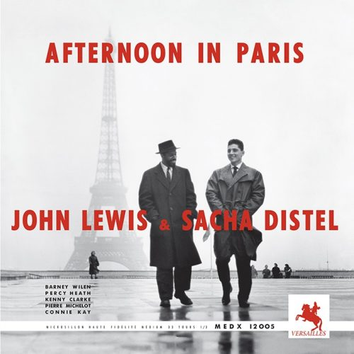 John Lewis / Sacha Distel – Afternoon in Paris – Versailles