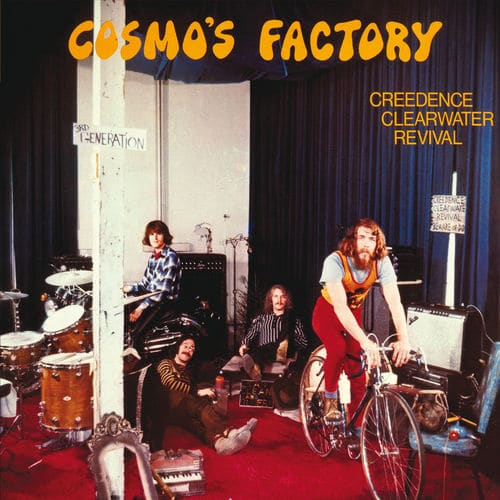 Cosmo's Factory Creedence Clearwater revival