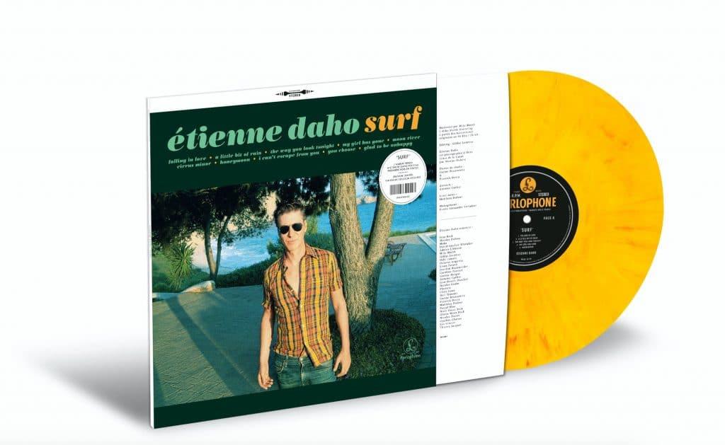Etienne Daho - Surf - Disquaire Day