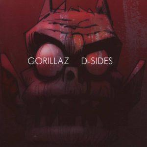 Gorillaz-D-Sides Disquaire Day