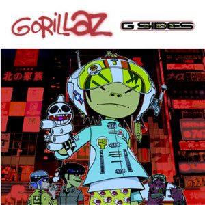Gorillaz-G-Sides- Disquaire Day