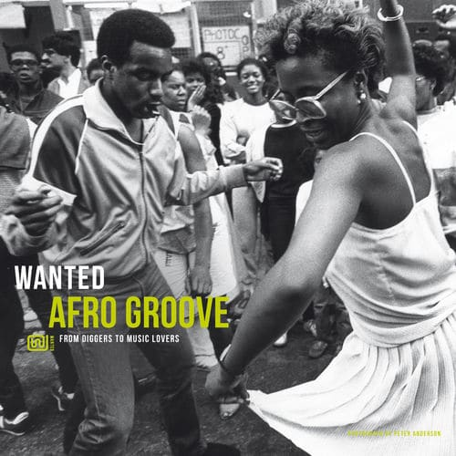 Wanted Afro Groove - Compilation - Vinyle